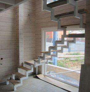 Фото Открытый-тип-лестницы