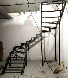 Металлическая лестница Балковская картинка 1