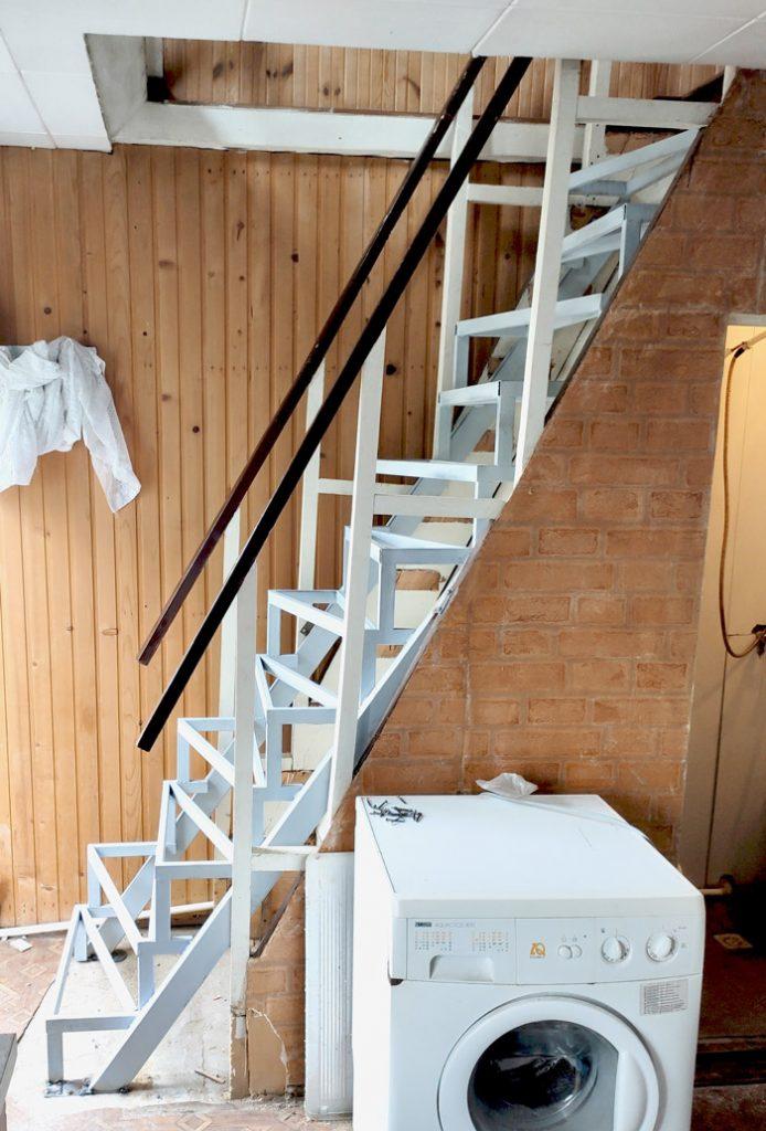 """Лестница по типу """"гусиного шага"""" фото 5"""